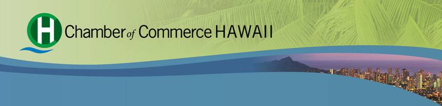 Chamber of Commere Hawaii