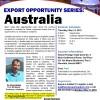 Export Opportunity - Australia